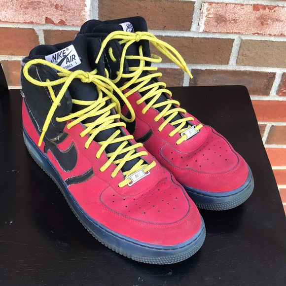 Nike Air Force 1 High Supreme Bakin men's Sz 11.5